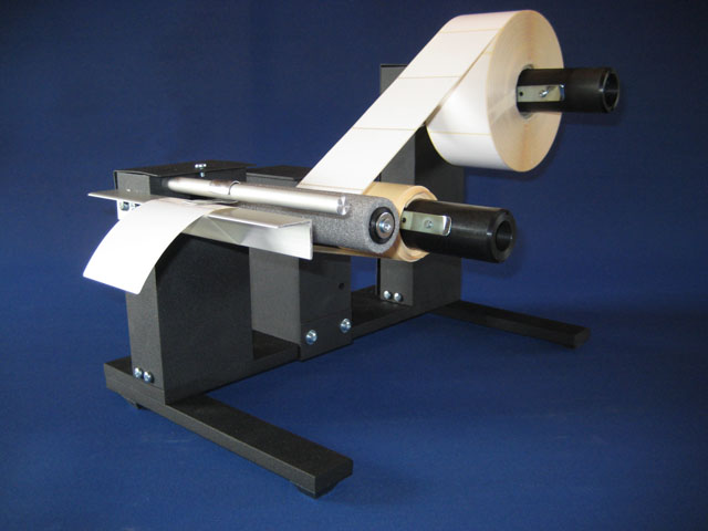 Label Dispenser DM-2 stand alone unit