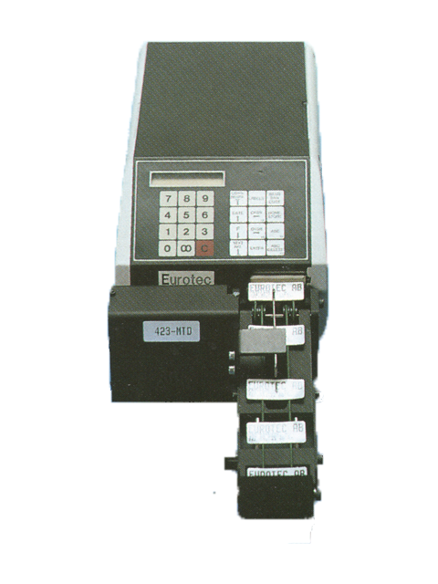 Label Dispenser 423MTD with Intermec 423 Printer