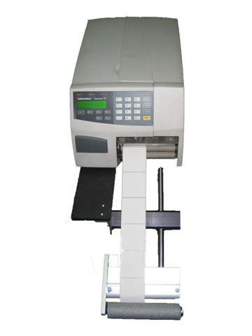 Label Dispenser DF-4 with Intermec F4 Printer